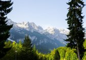 Inside the Valbona Valley