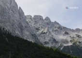 Inside the Valbona Valley - Cursed Mountains
