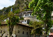 Typical view of Berat