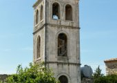 Bell Tower in Apollonia
