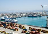 Port of Durrës - the biggest in country